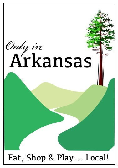 Only in Arkansas Logo